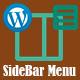 SideBar Menu for WordPress