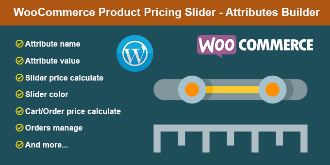 Product Pricing Slider - Attributes Builder for WooCommerce