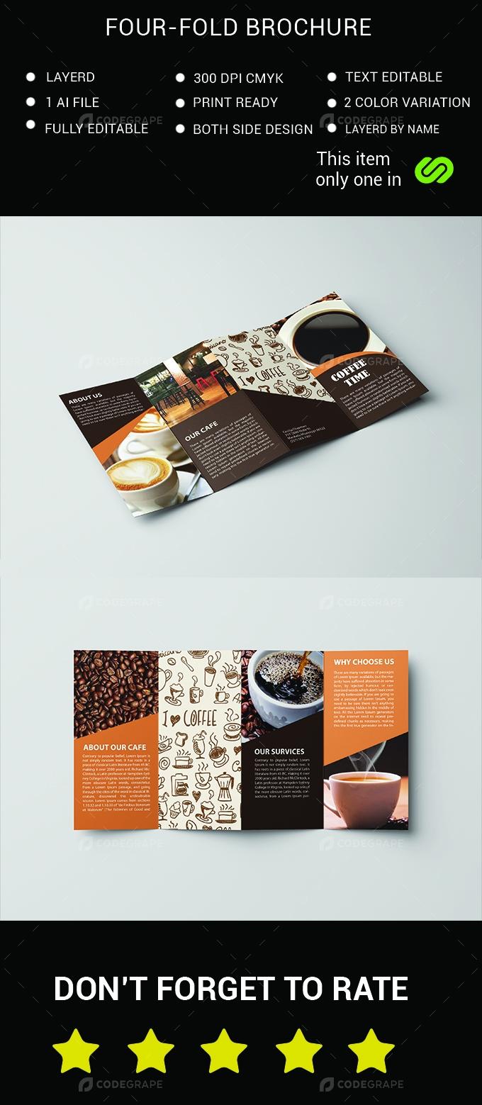 Four-Fold Brochure