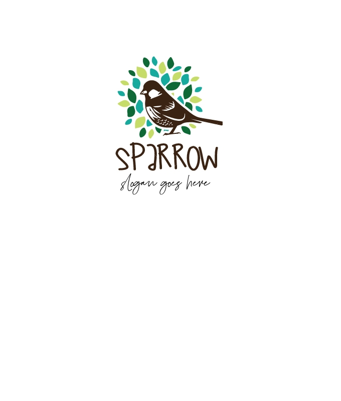 Bird Nature Logo