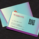 Modern Creative Business Card Template GL2406