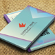Modern Creative Business Card Template GL2407
