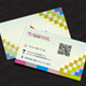 Modern Creative Business Card Template GL2424