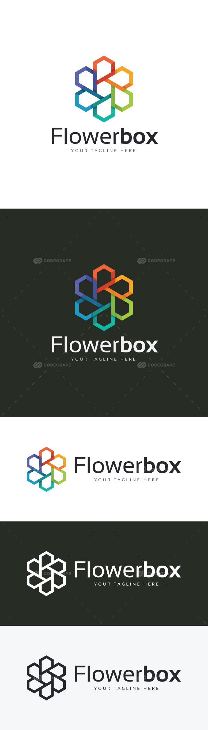 Flower Box Logo