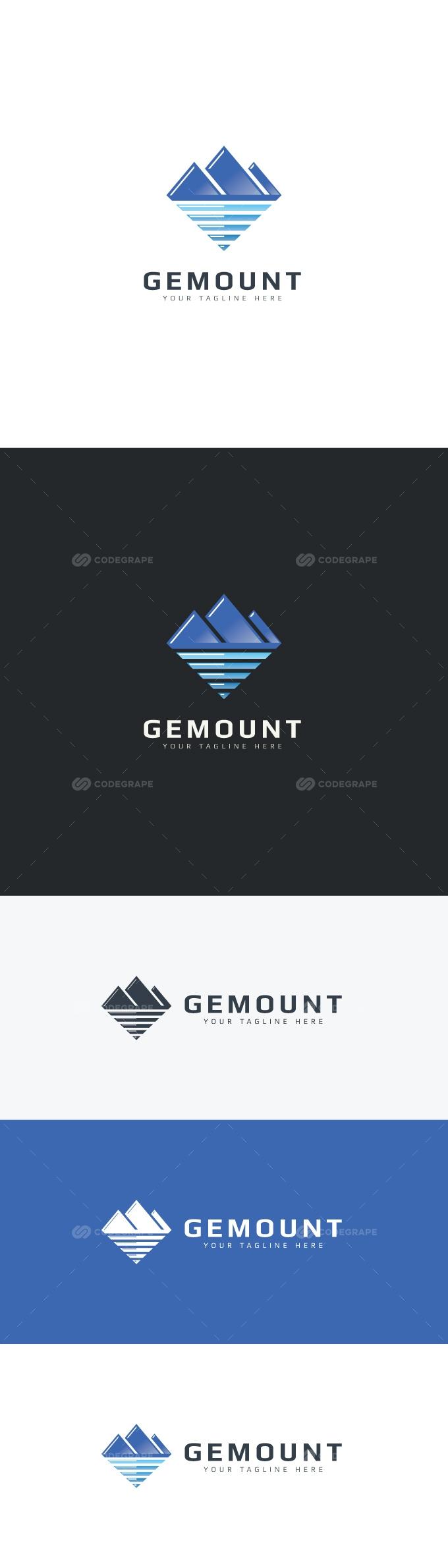 Gem Mount Logo
