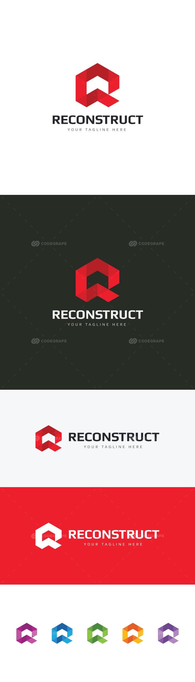 Reconstruct Logo