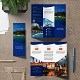 Tri-Fold Brochure Travel