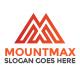 Mountmax M Letter Logo