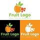 Fruit Logo Design Template