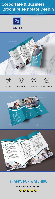 Corportate & Business Brochure