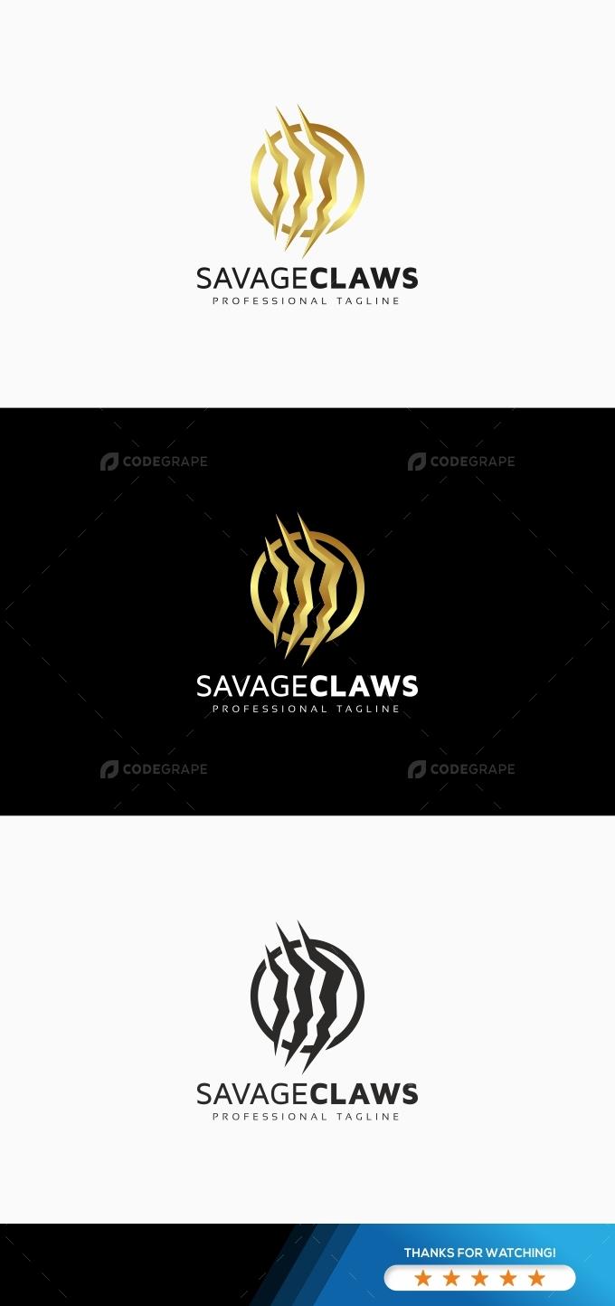 Wild Claw Logo