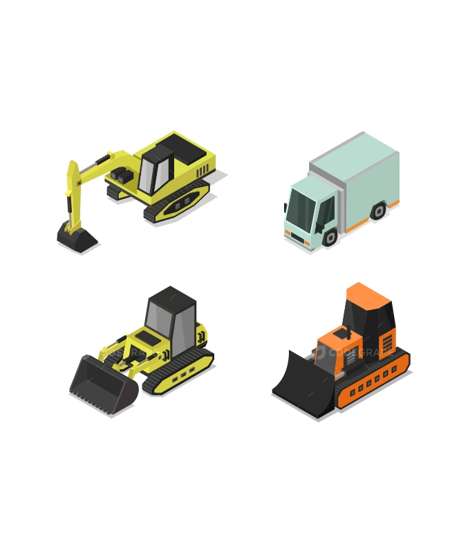Set of Isometric Means of Transport