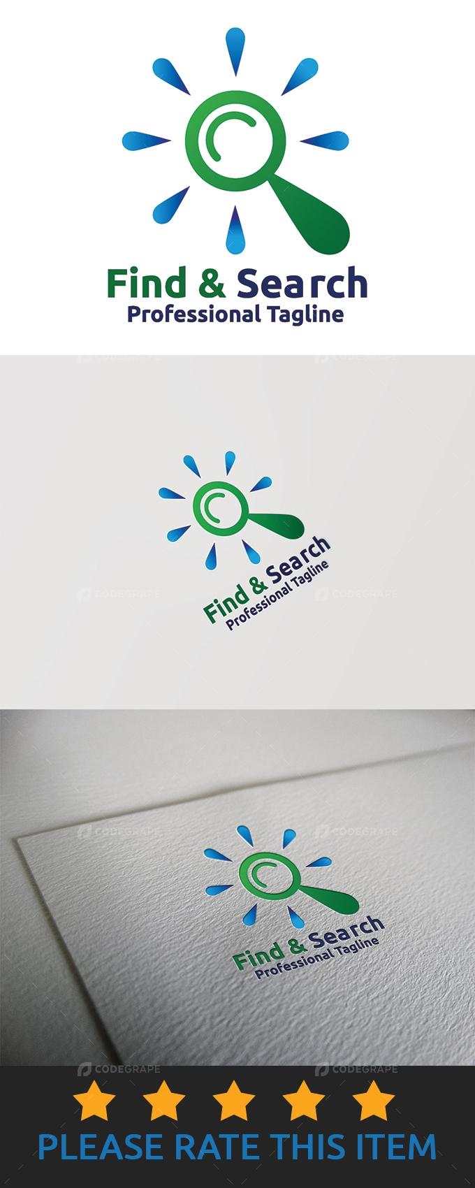 Find & Search Logo