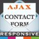 Responsive AJAX Contact Form