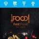 Fast Food Logo Template