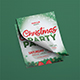 Christmas Day Party Template