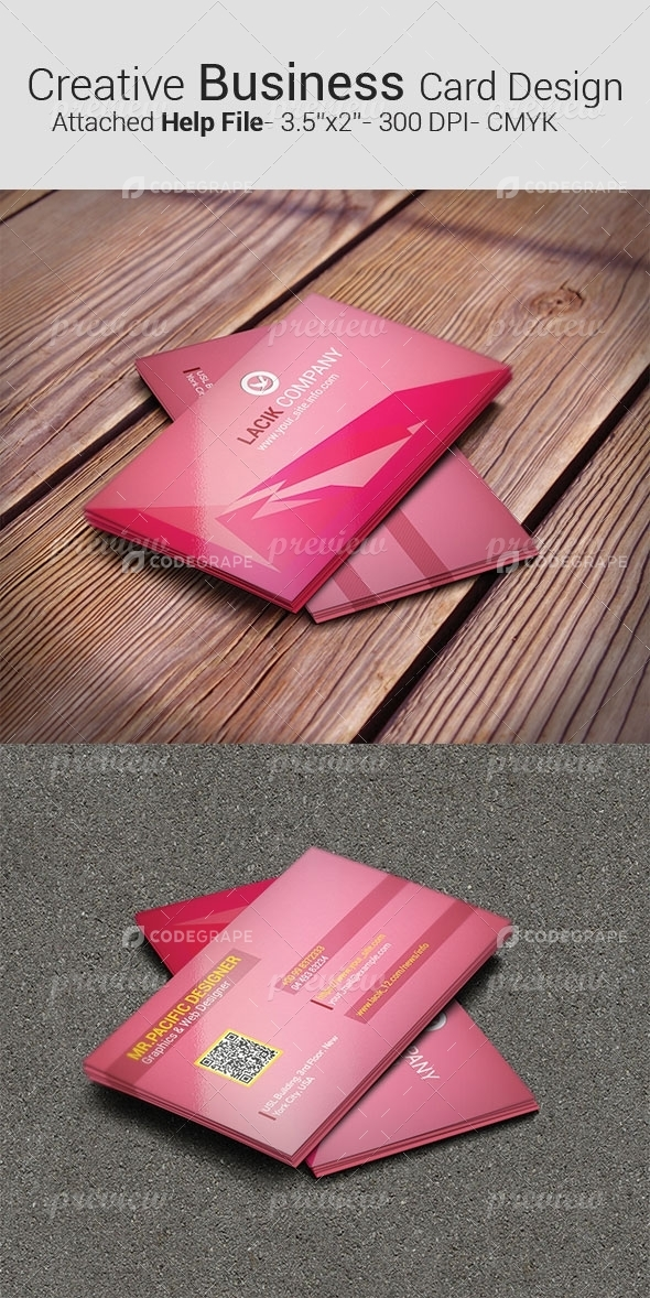 Creative Business Card 08