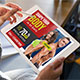 Gym Web Ad Banner