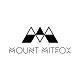 Minimalist M Letter Logo Design Template
