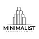 Minimalist Property Real Estate Logo Design Template