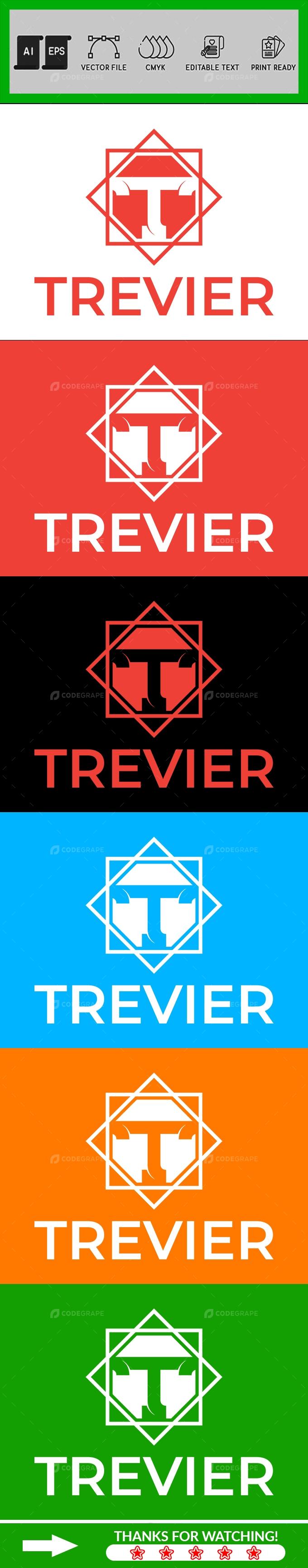 Minimalist Travel Logo Design Template