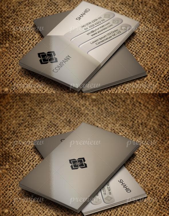3Strips Business Card Design v2