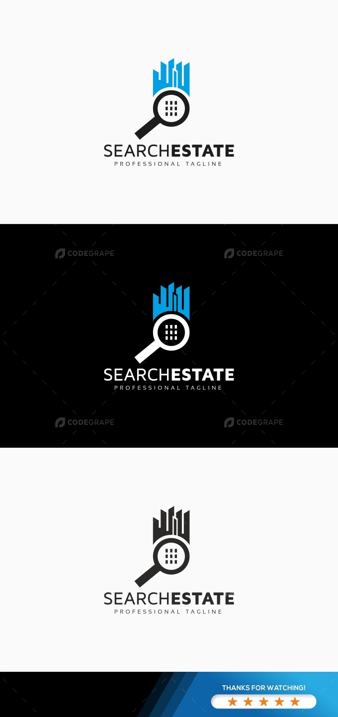 Search Estate Logo