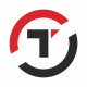 Letter T-Transform Logo
