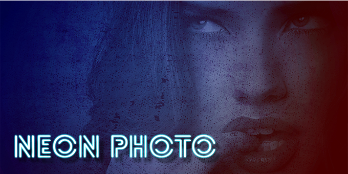 Photo Editor - Neon Effect Image Editor