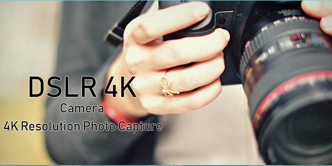 DSLR HD Camera  4K HD Ultra Camera