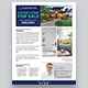 Real Estate Flyer Design Template