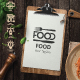 Food Logo Template