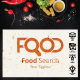 Food Search Logo Template