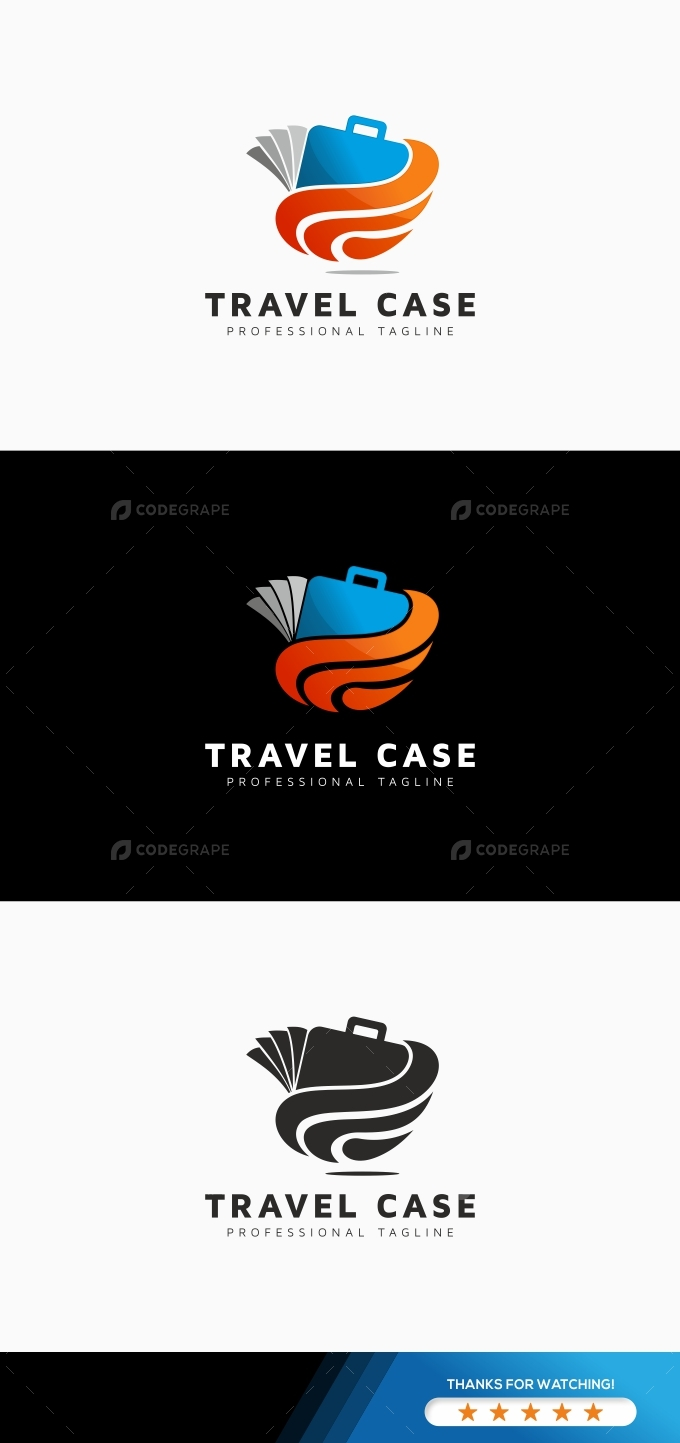 Travel Case Logo