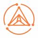 Triagle A Letter Logo