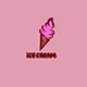 Icecream Logo Design