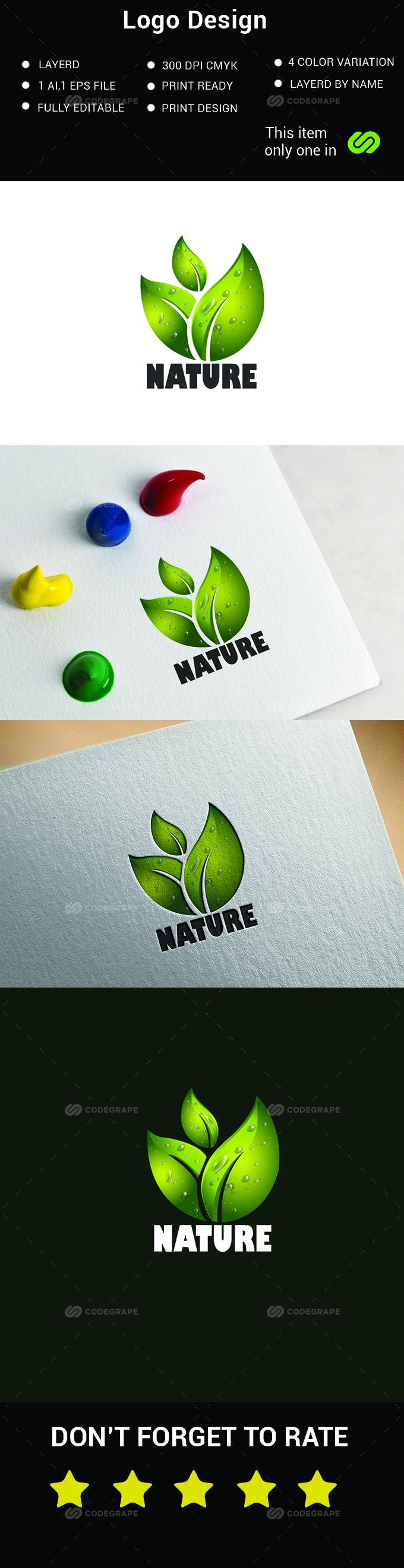 Nature Logo Design
