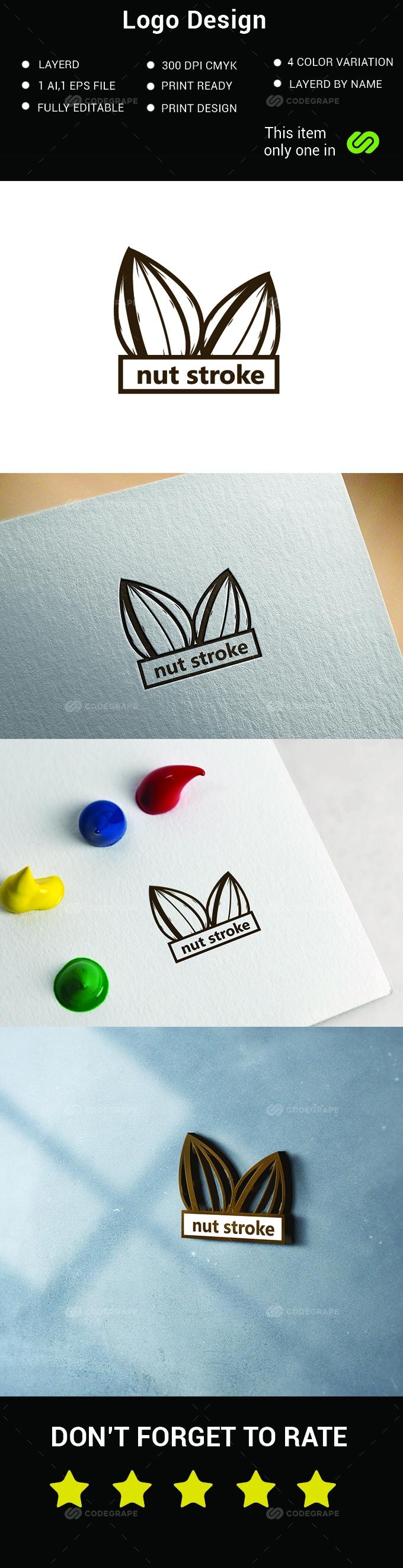 Nut Logo Design