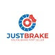Online Brake Part Seller Logo Design