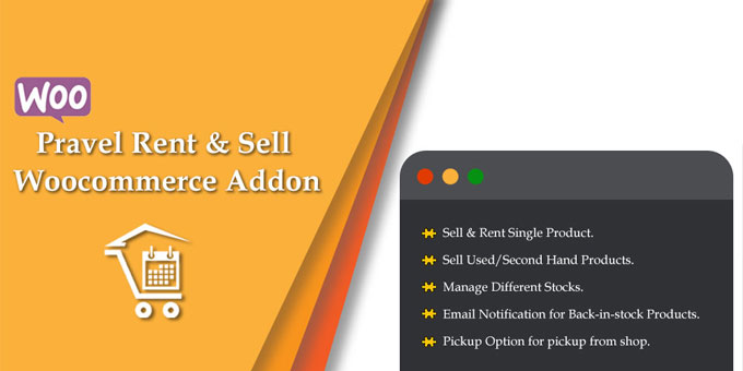 Pravel Rent & Sell Addon for WooCommerce Pro