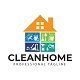 Clean Home Logo Design Template