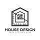 House Design  Architecture Logo Design Template