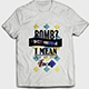 T-Shirt Design (men and women)