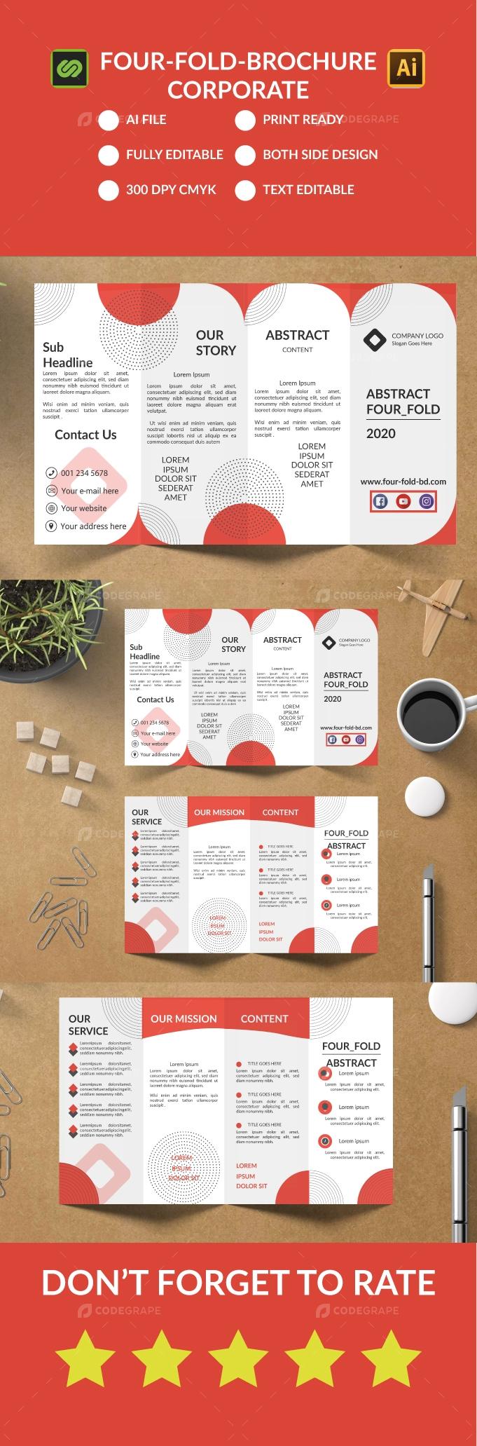 Four-Fold-Brochure