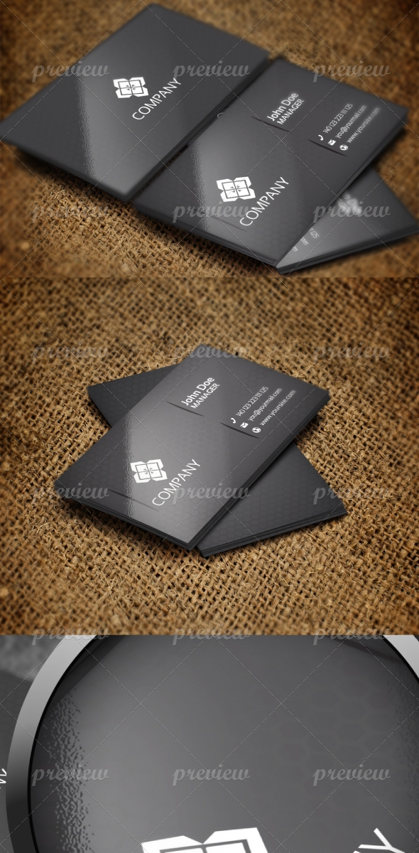 Jabbi V2 Corporate Business Card