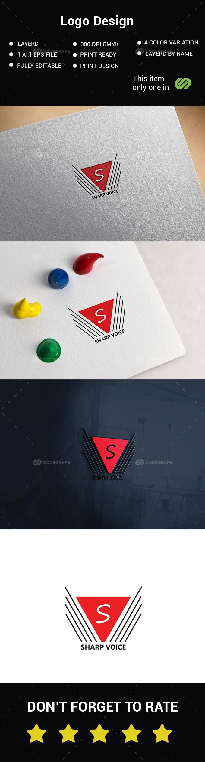 Voice Logo Design
