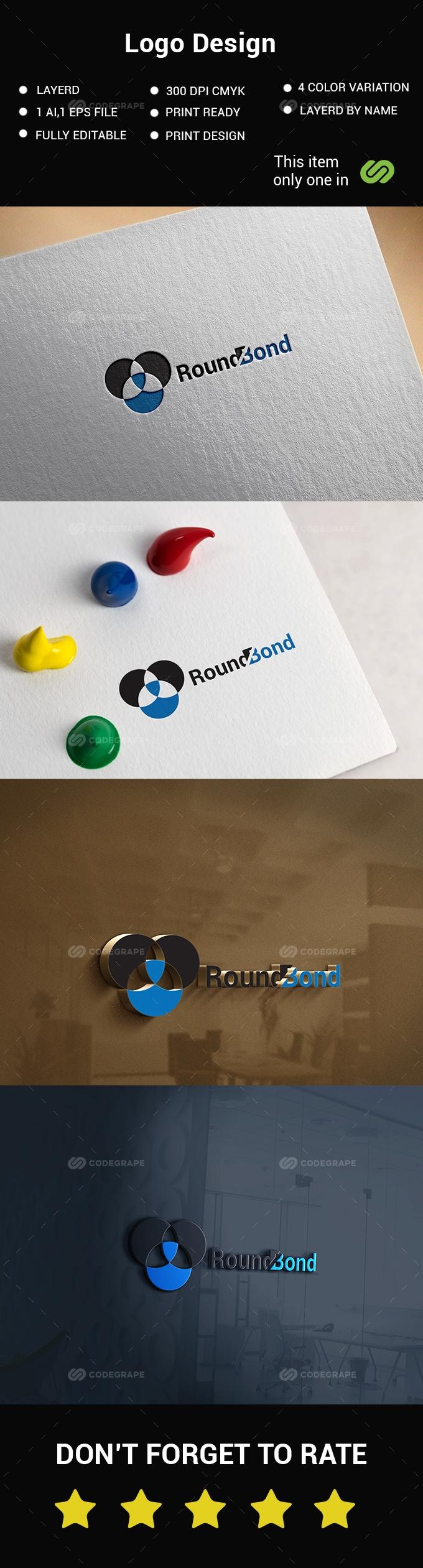 Round Logo Design