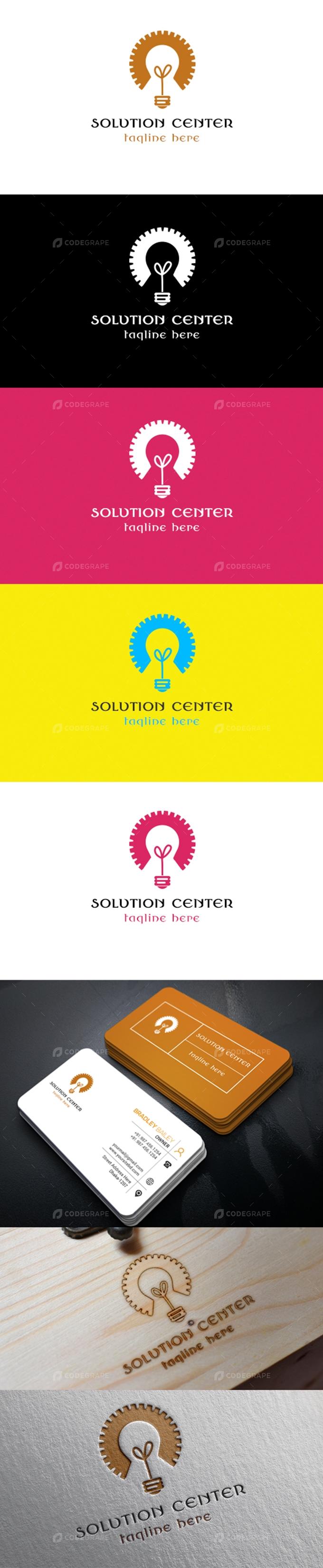 Solution Center Logo