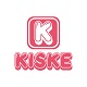 Kiosk K Letter Logo Design Template
