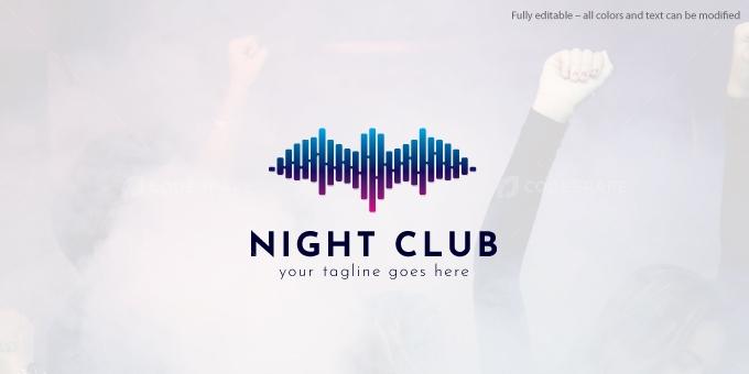 Night Club Logo